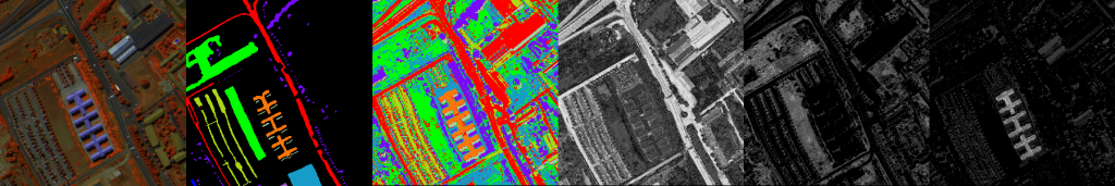 Hyperspectral classification